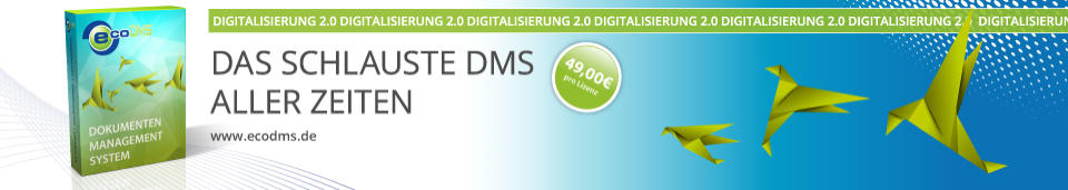 Dokumentenmanagement ecodms Berlin